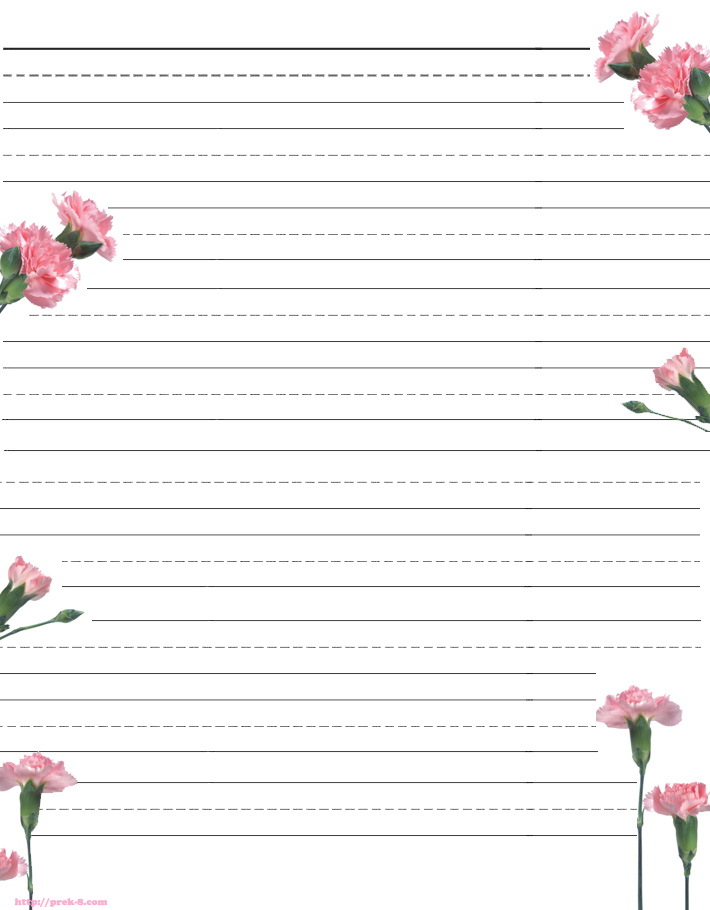 This is a picture of Free Stationary Printable intended for pdf